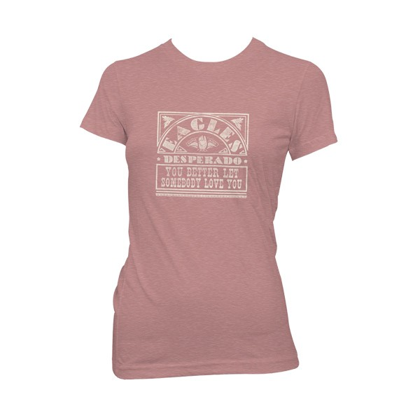 ccedcbc7d Desperado Pink Womens Tee