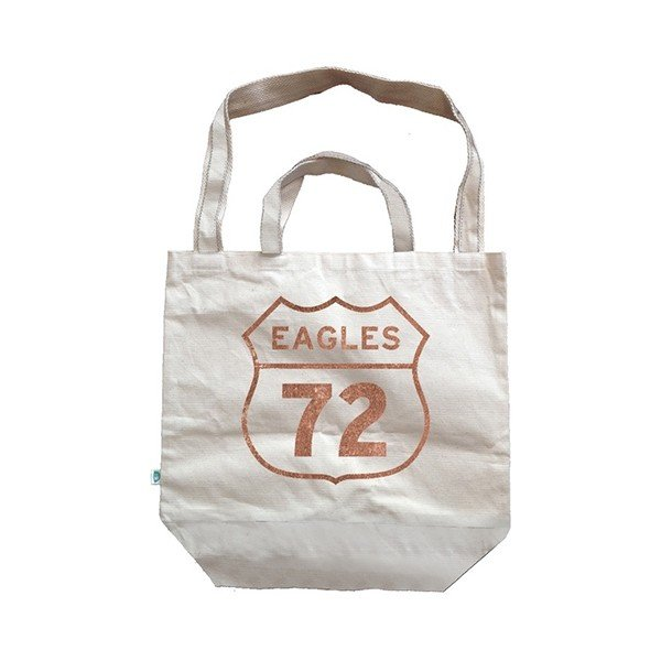 Eagles Route 72 Tote Bag