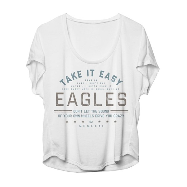Eagles Take It Easy T-Shirt