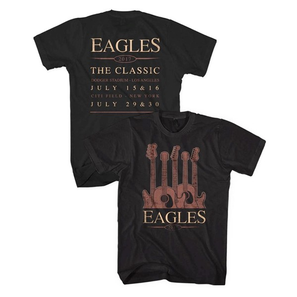 Eagles The Classic Guitars T-Shirt