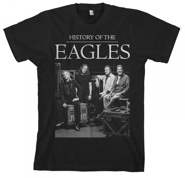 Eagles Backstage Photo T-Shirt image