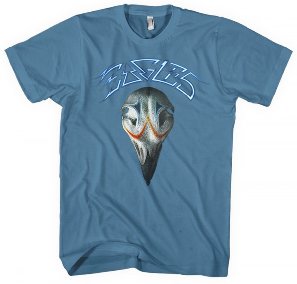 Eagles Greatest Hits T-Shirt - Blue