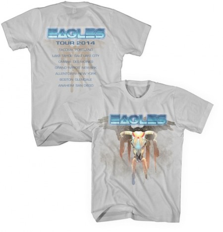 2014 One of These Nights Tour T-Shirt image