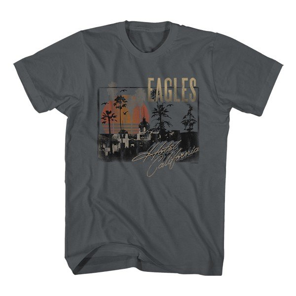 Hotel California Mens Tee image