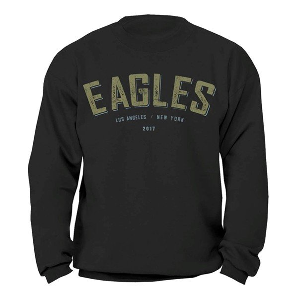 Eagles The Classic Los Angeles / New York Sweatshirt