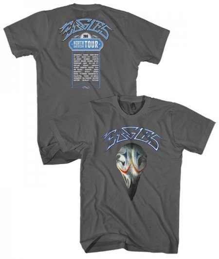 Eagles Greatest Hits 2018 Tour Tee image