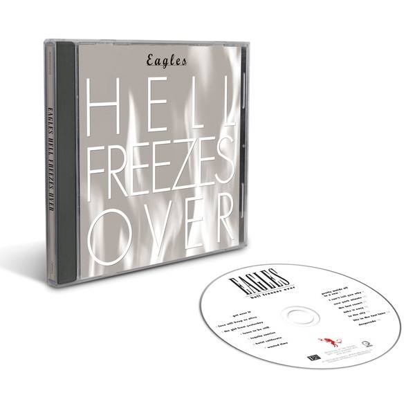 Hell Freezes Over 25th Anniversary Edition CD