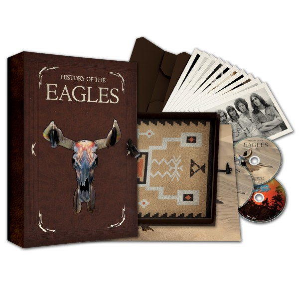 History of The Eagles Super Deluxe Limited Edition Box Set image