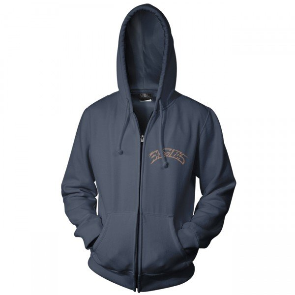 Navy Greatest Hits Zip Hoodie image