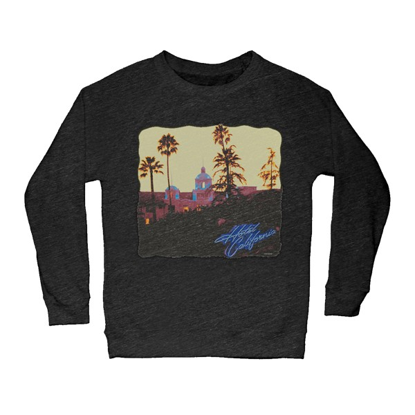 Eagles Hotel California Sweatshirt image