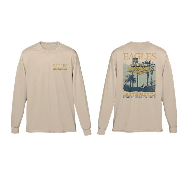 Hotel California Las Vegas Long Sleeve T-Shirt