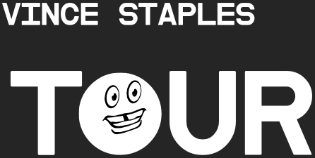 Vince Staples Tour Logo