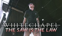 """The Saw Is The Law"" live from Houston Warped Tour"
