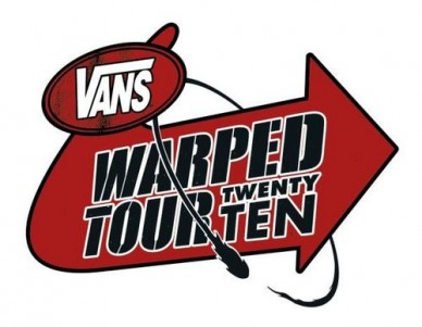 Catch us on Warped 2010