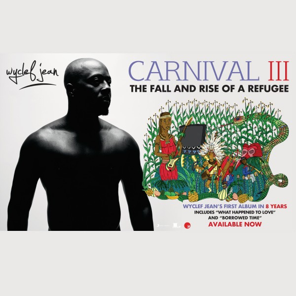 Signed Poster + Carnival III Digital Download