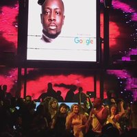 Wyclef at Google Shoptalk
