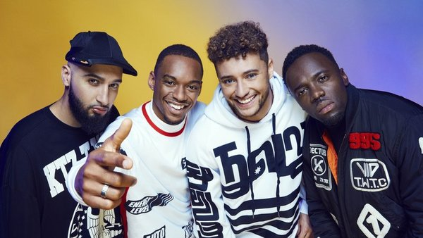 Rak-Su crowned X Factor champions 2017