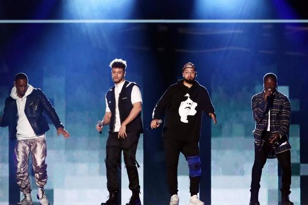 Kevin Davy White leaves the X Factor 2017 in third place despite 'Electrifying' performance, while Rak-Su impress with Wyclef Jean duet