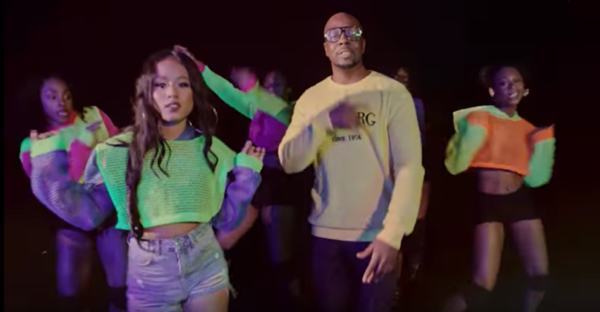 Watch: Jazzy Amra – You Got Me (Remix) ft. Wyclef Jean & Riley | Music Video