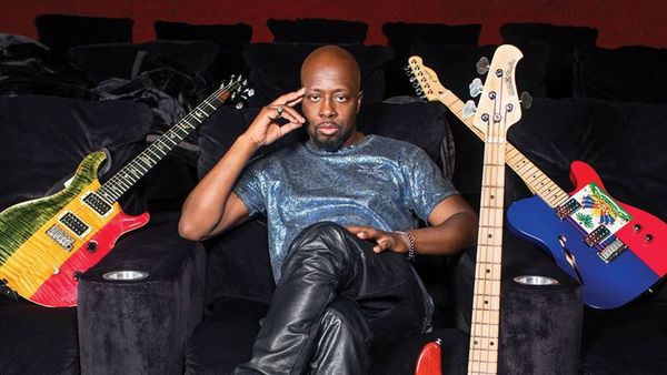Mixing hip-hop with symphonic sounds is nothing new for Wyclef Jean