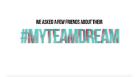 #MyTeamDream ft. Wyclef Jean, Andy Samberg, Leslie Jones, and more