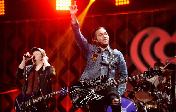 Fall Out Boy Announces Greatest Hits Album, Shares Track With Wyclef Jean