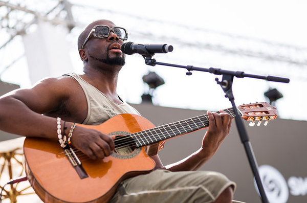 Wyclef Jean to Headline Asbury Park Music & Film Festival to Benefit Community's Youth: Exclusive