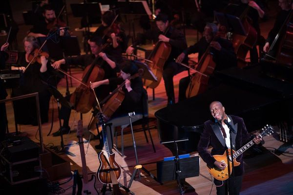 Wyclef Jean's mix with St. Louis Symphony proves joyous at Powell Hall