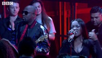 "Naughty Boy, Ray BLK & Wyclef Jean - ""All or Nothing"" on Sounds Like Friday Night"