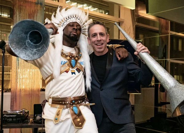 Wyclef Jean Partners With Sound Royalties For Carnival World Music Group