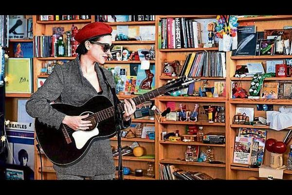 NPR's Tiny Desk Concert is a rabbit-hole for music lovers