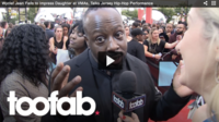 Wyclef Jean Fails To Impress Daughter At VMAs, Talks Jersey Hip-Hop Performance (Exclusive)