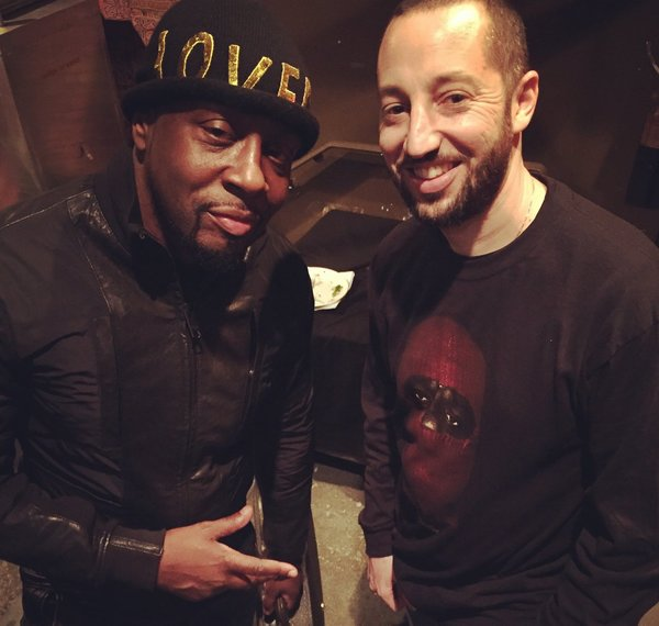 Please enjoy this wild story of a DJ meeting his hero, Wyclef Jean