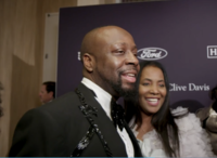 Wyclef Jean Praises His 'Mentor' Clive Davis & Recalls His Favorite Diddy Moment