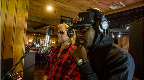 Wyclef Jean and Daryl Hall on Their Hip-Hop 'Rich Girl' Update