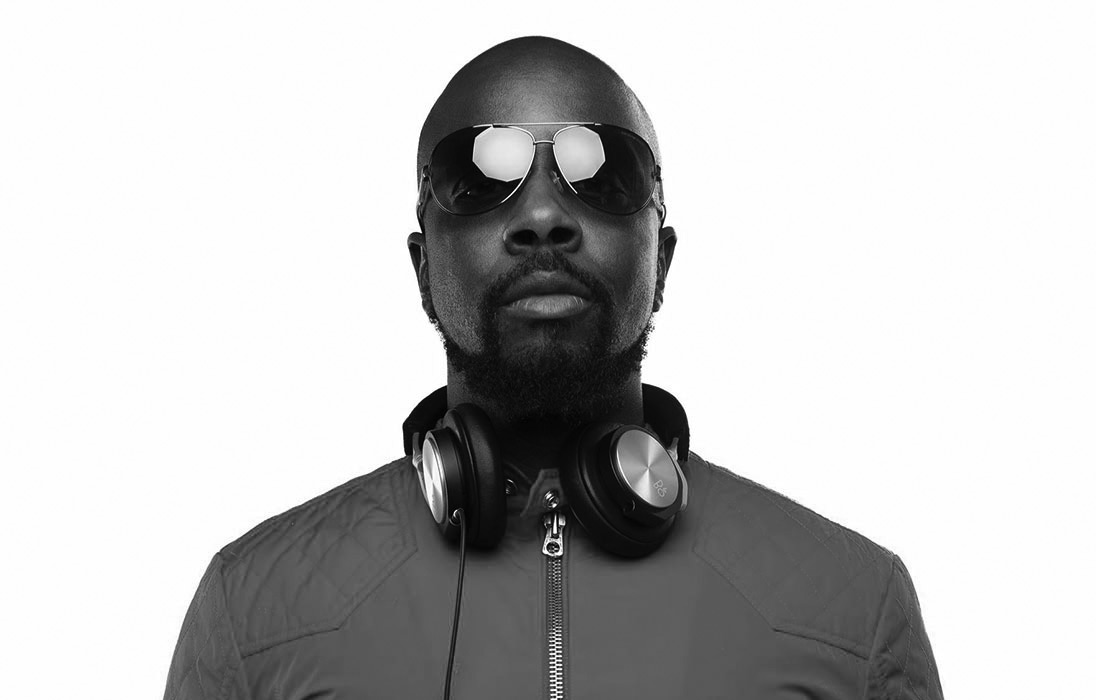 Wyclef's future is so bright he has to wear procetive eyewear that meets or exceeds OSHA guidlines
